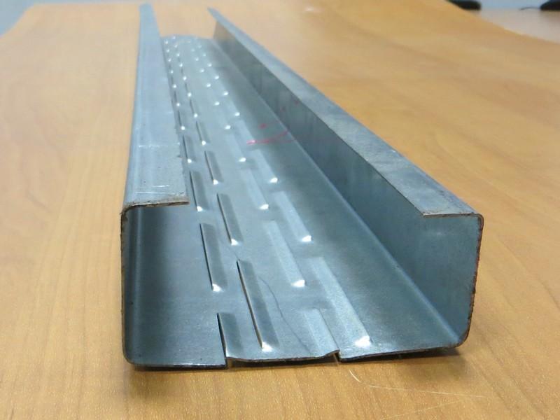 2b431d0a5296 С образный профиль стальной тонкостенный. Производство С-образного ...