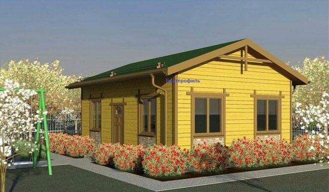 Проектирование и строительство загородных домов под ключ